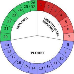 Kalendar - praćenje ovulacije